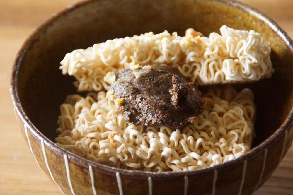 排骨鶏湯麺 作り方