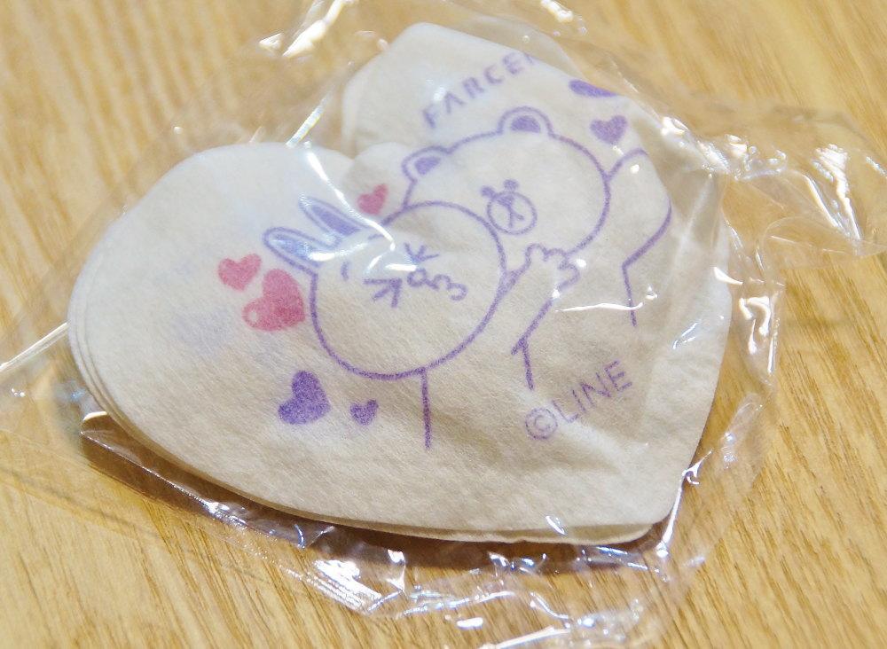 台湾 LINEフレンズ 芳香剤