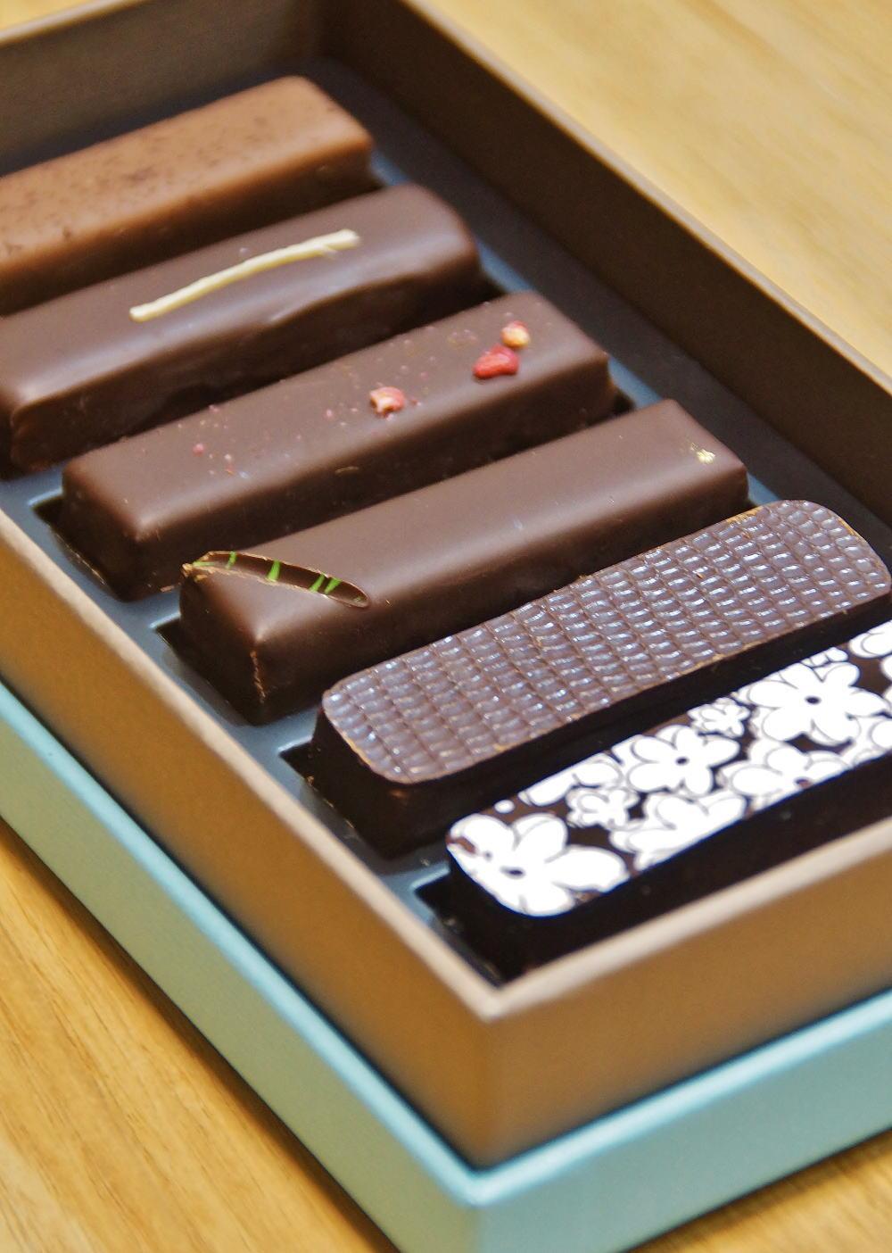 Le Ruban Chocolat ル リュバン ショコラ 台湾6味