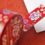 可愛いすぎっ!台湾伝統「客家花柄」のマスキングテープ「知音文創 Jean Cultural & Creative」「Funtape」